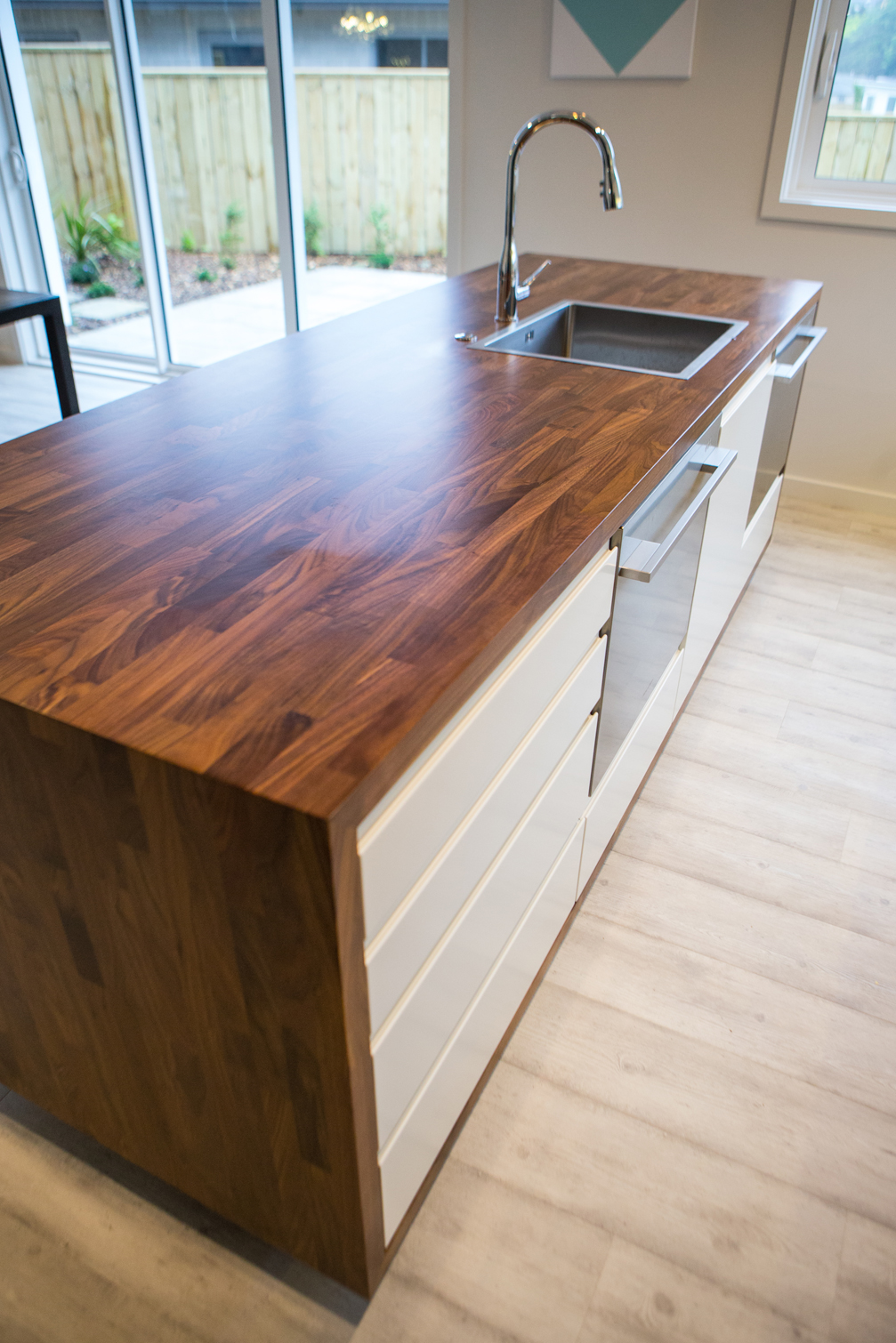 Timber Benchtops Blacklabel